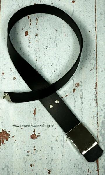 Koppel passend zu den Hosen mit breiten Gürtelschlaufen