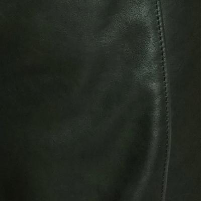 Vollrindleder schwarz